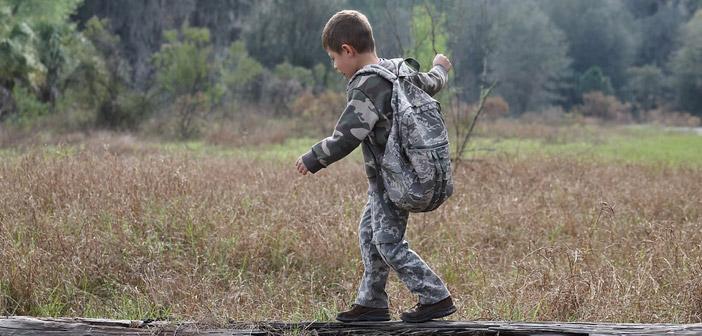 atrakcijas bērniem brīvā dabā