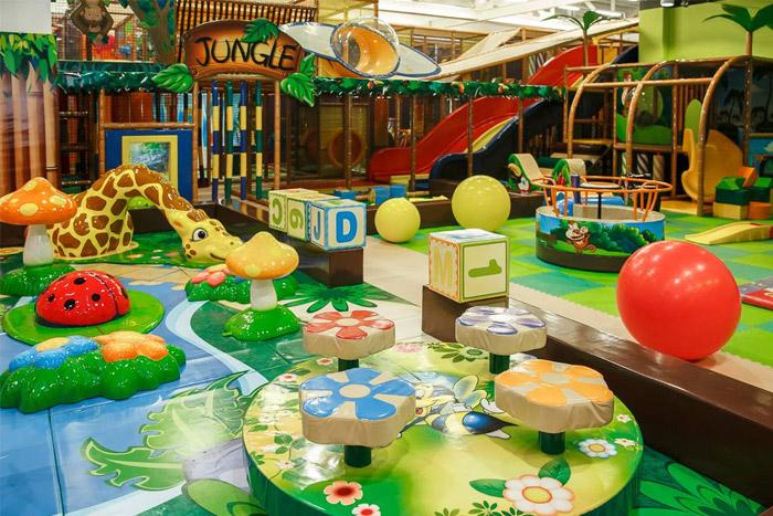 Abrakadabra bērnu istaba Riga plaza